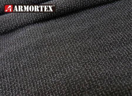 Tecido Kevlar® Nylon Stretchable Resistente à Abrasão - Tecido elástico resistente à abrasão combinado com Kevlar.