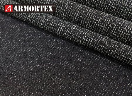 Kevlar® Stretch Water Repellent Abrasion Resistant Fabric - Kevlar blended stretch abrasion resistant fabric.