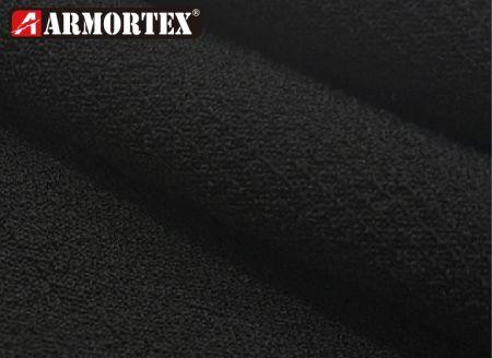 Стретч-ткань из переработанного полиэстера с высокой устойчивостью к истиранию