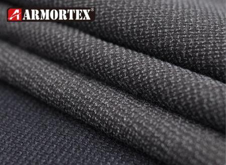 Tecido resistente à abrasão com revestimento de nylon Kevlar® - Tecido elástico resistente à abrasão com revestimento em Kevlar.