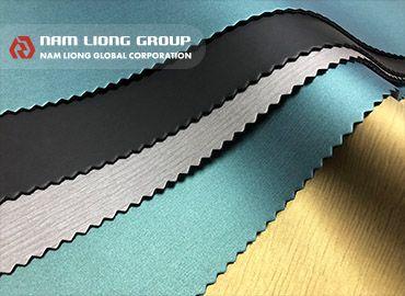Material de Wetsuit Super Smooth - O material da roupa de mergulho Super Smooth tem uma superfície de baixa absorção de água.