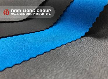Super Thin Rubber Foam Laminate - Super-thin rubber foam composites for swimsuit, and other watersports suit.