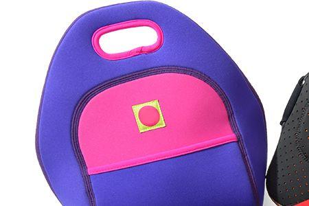Tasche hergestellt mit ECoreBond.