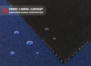 Water-Repellent Treatment - Neoprene laminates with excellent water-repellent performance.