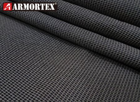 Kevlar® Nylon Coated Abrasion Fabric for Reinforcement - Kevlar blended woven abrasion resistant fabric.