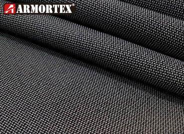 Kevlar Nylon Woven Coated Abrasion Resistant Fabric - Kevlar blended woven abrasion resistant fabric.