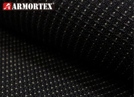 kevlar® Stainless Woven Abrasion Resistant Fabric For Tooling Bags