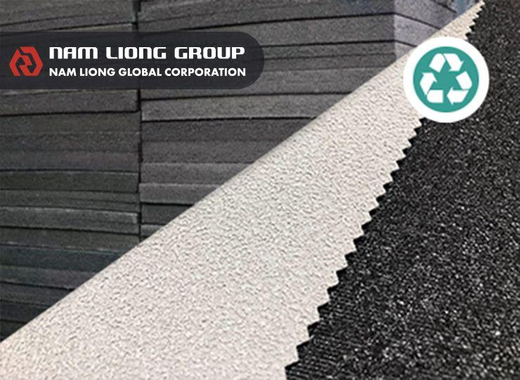 Изделия, изготовленные из переработанной резиновой губки, могут не только уменьшить количество отходов, но и заставить их возродиться.