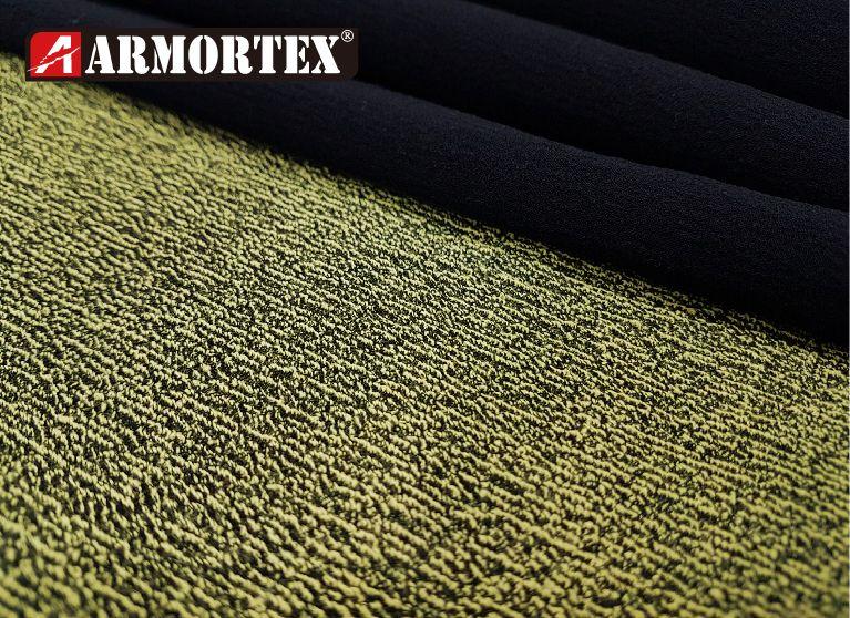 Kevlar dicampur kain tahan abrasi stretch.