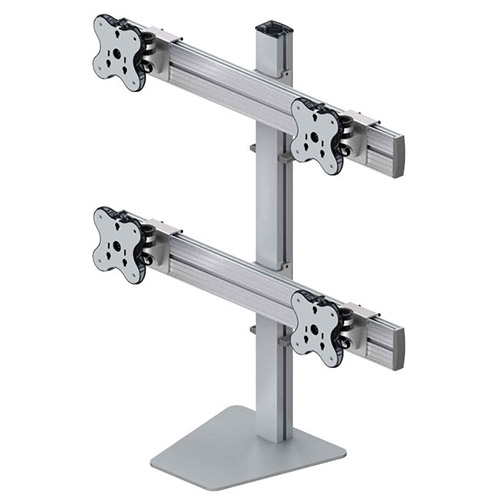 Four Monitor Arms EGFS-8040