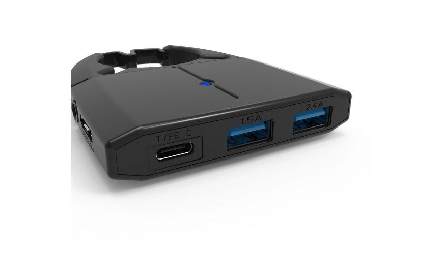 USB हब डॉकिंग स्टेशन