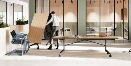 Confair amd Confair foldoing table - CONFAIR