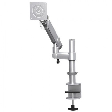 *Discontinued* Single Monitor Arm - Column Clamp or Grommet Mount - Single Monitor Arm EGDC-202 / 302