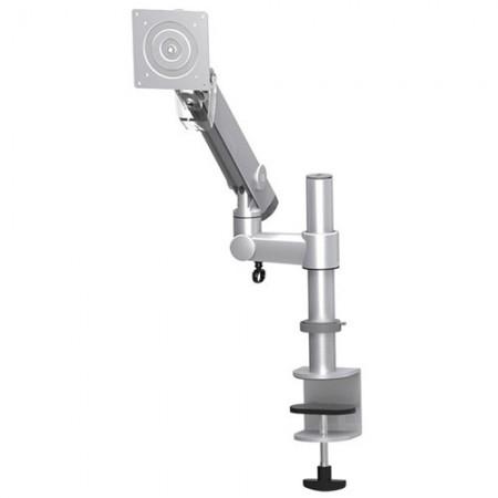 * متوقفة * ذراع شاشة أحادي - مشبك عمودي أو تثبيت جروميت - ذراع مراقب أحادي EGDC-202/302
