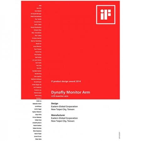 IF-product-design-award-2014-Dynafly-Monitor-Arm