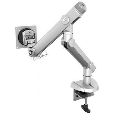 ذراع شاشة أحادي - مشبك أو حامل جروميت للخدمة الشاقة - ذراع مراقب أحادي EGDF-202/302