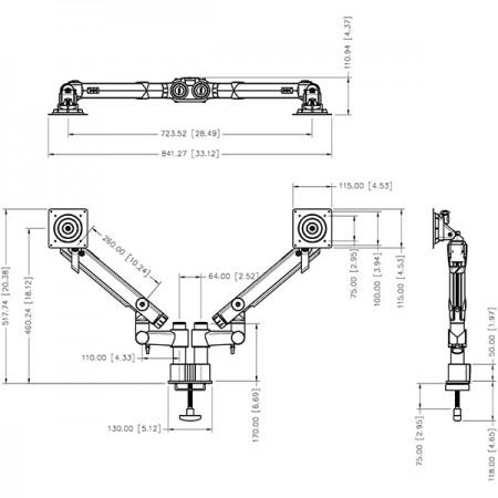 Especificación EGDF-302D