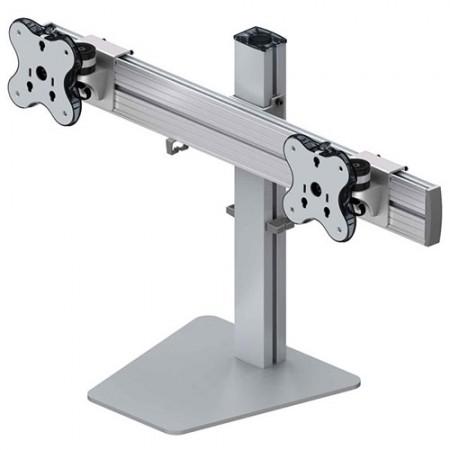 Soporte de carril (EGFS) - Brazo para monitor doble EGFS-4520