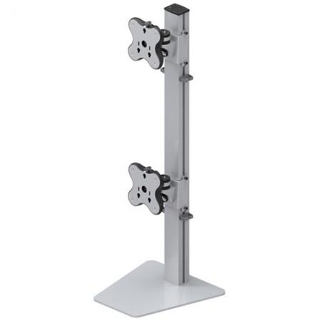 Soporte de carril (EGFS) - Brazo para monitor doble EGFS-8020