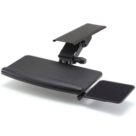 Keyboard Tray with Big Type and Square Mouse Tray - EGK-821 Keyboard Tray