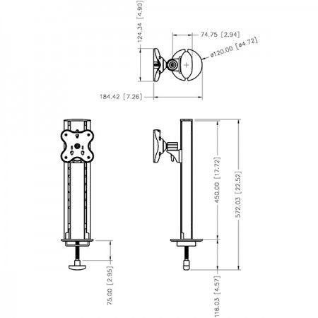ईजीएल -300 की विशिष्टता
