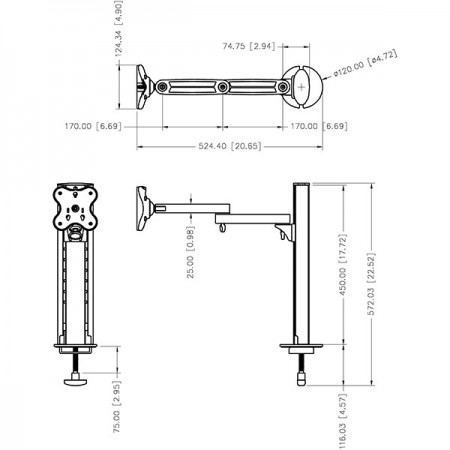 EGL-302 Specification