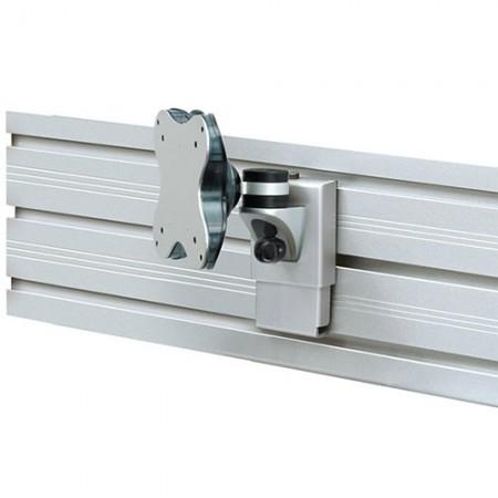 Single Monitor Arm - Slat Wall Mount - Single Monitor Arm EGL-400
