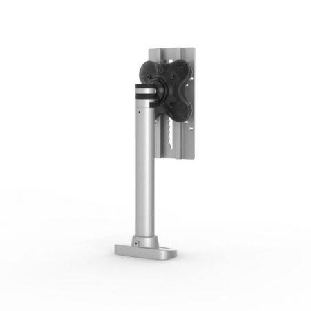 सिंगल मॉनिटर आर्म - डाई-कास्टिंग बेस / स्टील पोल - सिंगल मॉनिटर आर्म EGL3-200 / 300