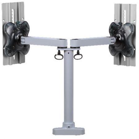 Dual Monitor Arm - Die-Casting Base - Dual Monitor Arm EGL3-201D / 301D