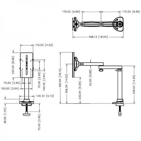 EGL3-302 विशिष्टता