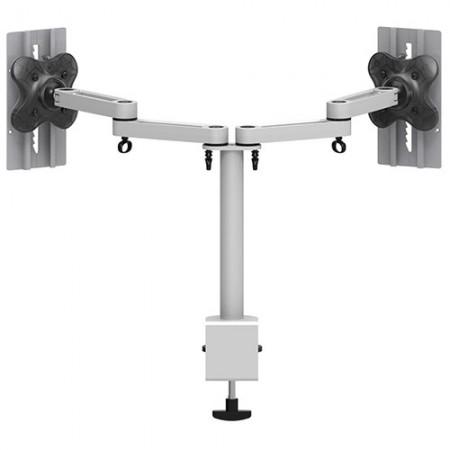 Easyfly 经济型双臂双萤幕支撑架(EGL6) - EGL6-202D / 302D双萤幕支撑架