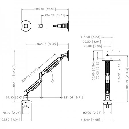 ईजीएनए-302 विशिष्टता