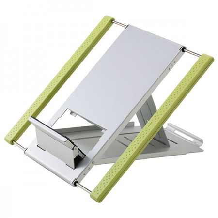 Green Laptop Stand