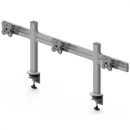Тройной кронштейн монитора - зажим или втулка - Тройной кронштейн для монитора EGTB-4513 / 4513G