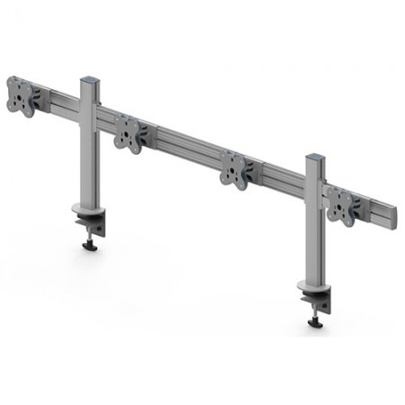 Tool Bar System (EGTB) - Four Monitor Arms EGTB-4514 / 4514G
