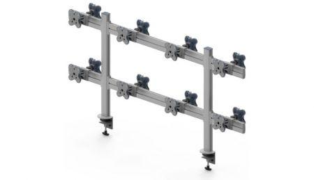 Dieciséis brazos de monitor - Dieciséis brazos de monitor