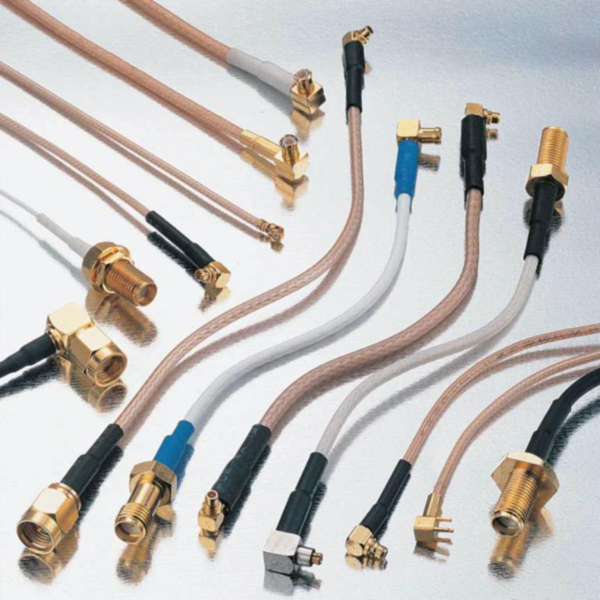 射頻同軸電纜組件