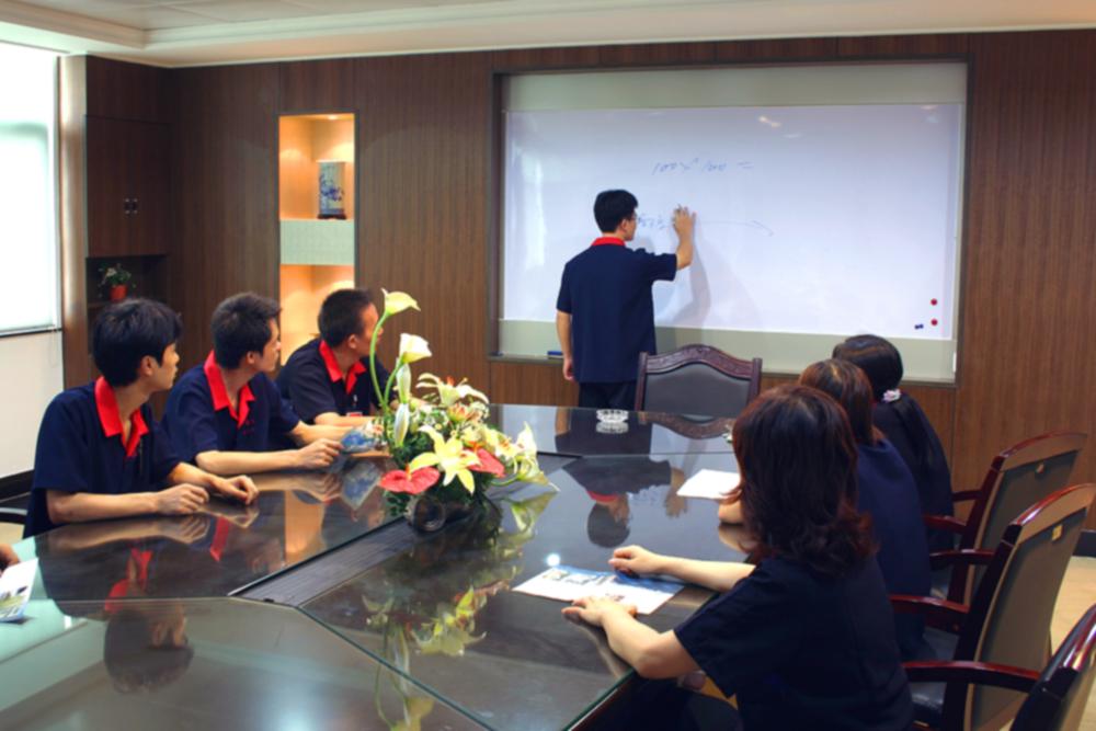 부서장 회의