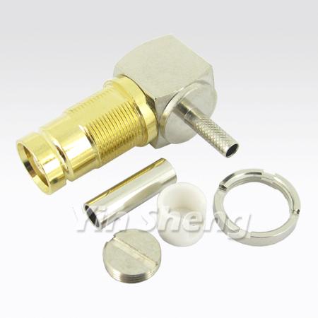 1.6/5.6 Jack Crimp for Flex2 Cable - 1.6/5.6 Jack Crimp for Flex2 Cable