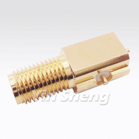 PCBマウント用スイッチ付きSMAジャック - PCBマウント用スイッチ付きSMAジャック