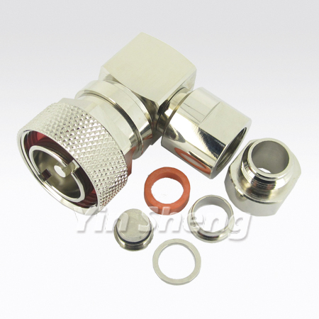 7-16 Plug Clamp for LMR400 Cable