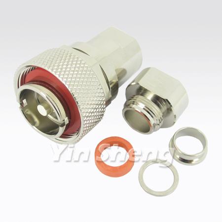 7-16 Plug Clamp for RG213U, LMR400, BLEDEN9913 Cable