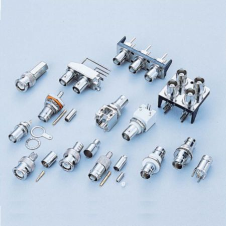BNC Connector - BNC connector is the most popular RF connector in the industry