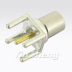 MCX Connector - MCX Connector