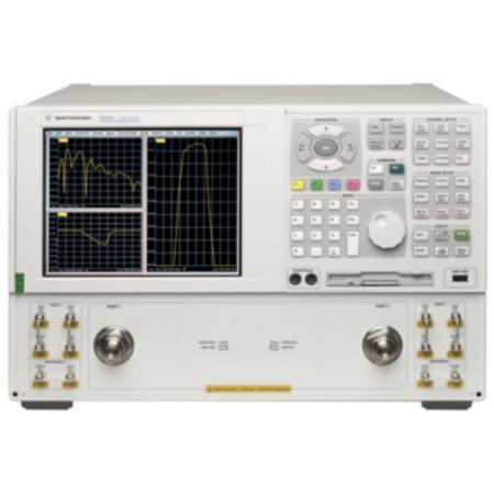 Agilent 8753ER & N5230A Network Analyzer