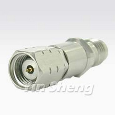 1.85mm Plug to 1.85mm Jack Adapter 67GHz - 1.85mm Plug to 1.85mm Jack Adapter 67GHz