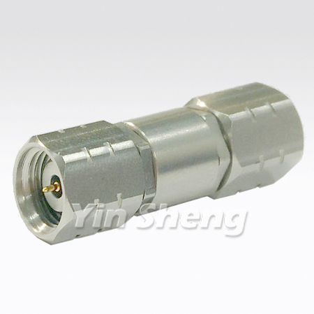 1.85mm Plug to 1.85mm Plug Adapter 67GHz - 1.85mm Plug to 1.85mm Plug Adapter 67GHz