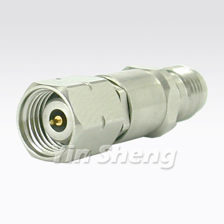 2.4mm Jack to 2.4mm Plug Adapter 50GHz - 2.4mm Jack to 2.4mm Plug Adapter 50GHz