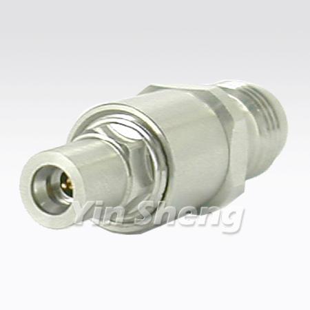 2.4mm Jack to SSMP Plug Adapter
