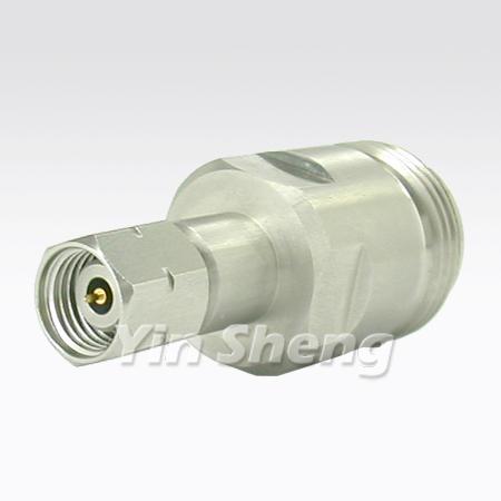 N Jack to 2.4mm Plug - N Jack to 2.4mm Plug